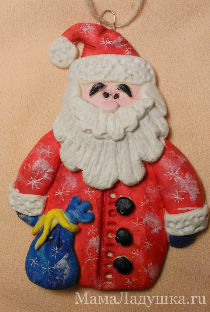 Дед Мороз (1)