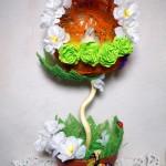 Топиарий  «Весеннее гнёздышко»