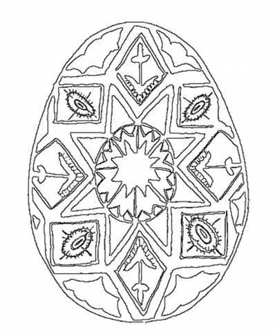 пасхальное яйцо (2)