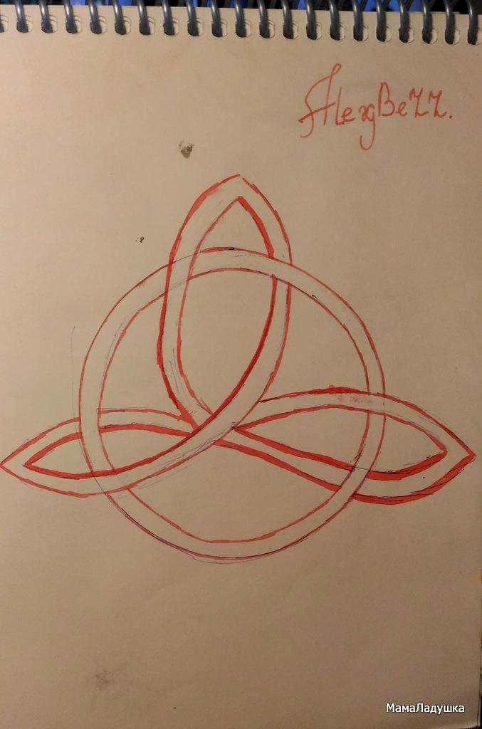 рисунки ручкой (3)