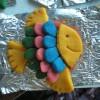 Рыбка — Модница