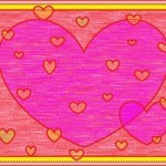 День Валентина  — компьютерная графика