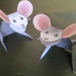 Кошки-Мышки из…бумаги