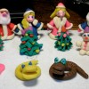 Дед Мороз или…Сувениры из пластики