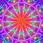 Рисуем на планшете — мандалы