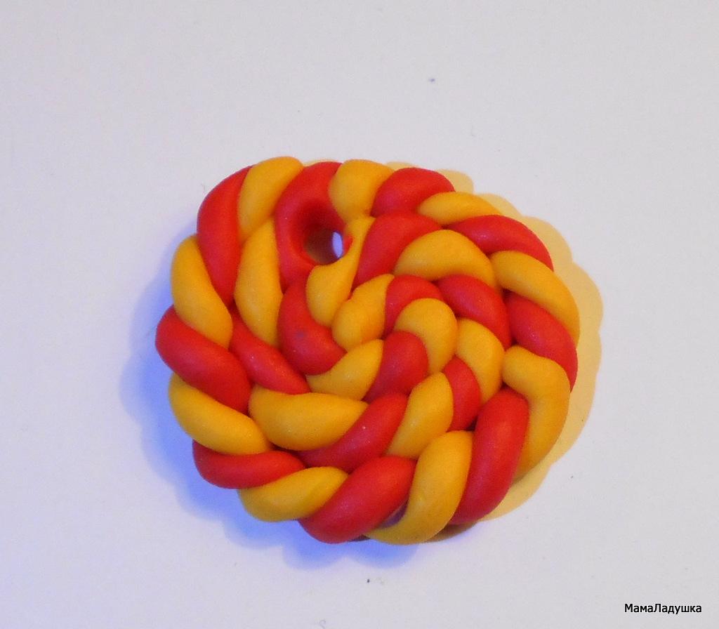 2 - кулон - спиралька
