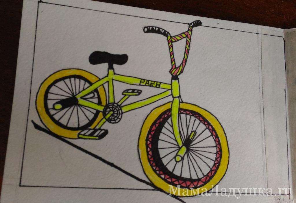 рисунки из скетчбука (2)