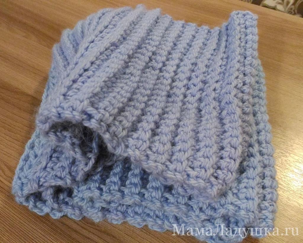 шарф-снуд (5)
