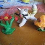 Кот Филя — лепим из пластилина
