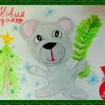 Новогодние рисунки-открытки
