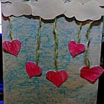 Облака с сердечками