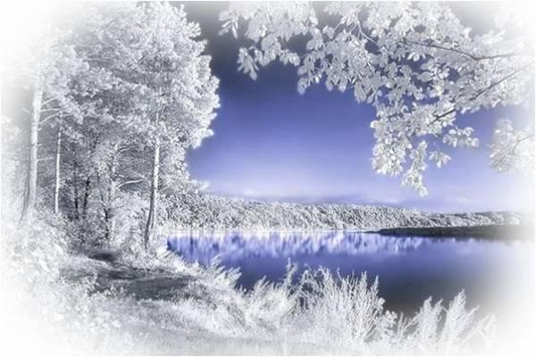 Зима лодыря морозит как зима не злится