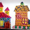 Радужные домики