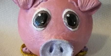 Свинка — копилка
