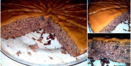 Огуречный пирог