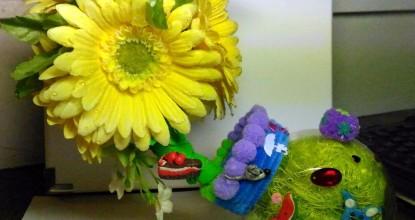 Топиарий Цветочное чудо