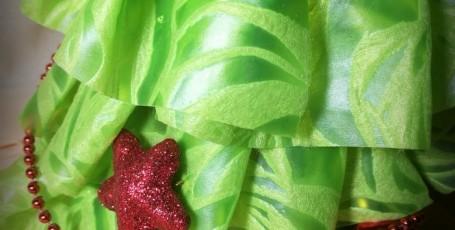 Зелёная ёлочка
