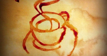 Кофейное рисование