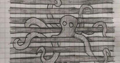 Рисунки из блокнота — продолжение