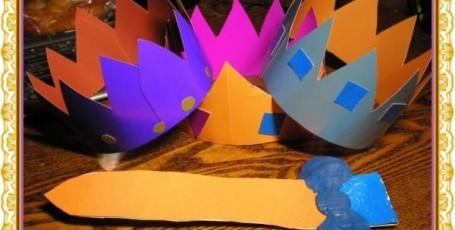 Корона для принцессы.