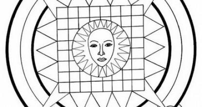 Солнечные мандалы