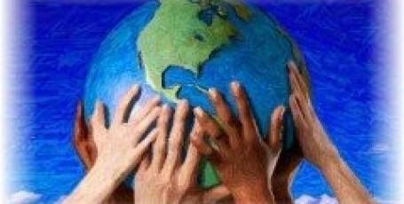 Дадим шар земной детям!