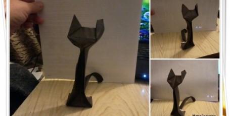 Оригами  — КОШЕЧКА