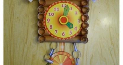 Часики с кукушкой