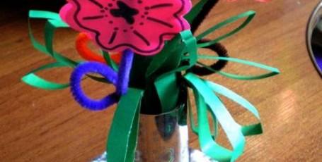 Цветочки в подарок