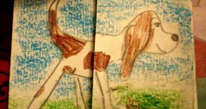 Прикольная открытка-гармошка