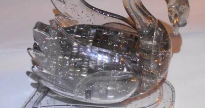 Кристальные 3D пазлы