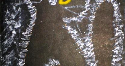 Рисуем восковыми мелками — Чёрный кот
