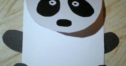 Конвертик «Панда»
