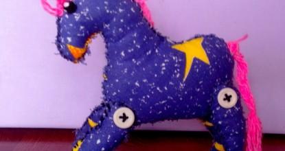 Лошадка Комета