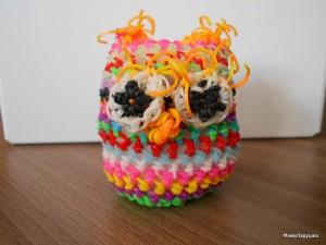 Плетёные игрушки в технике амигуруми