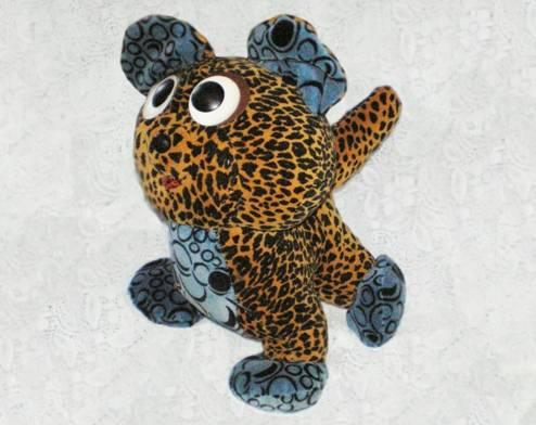 Леопардик Лео