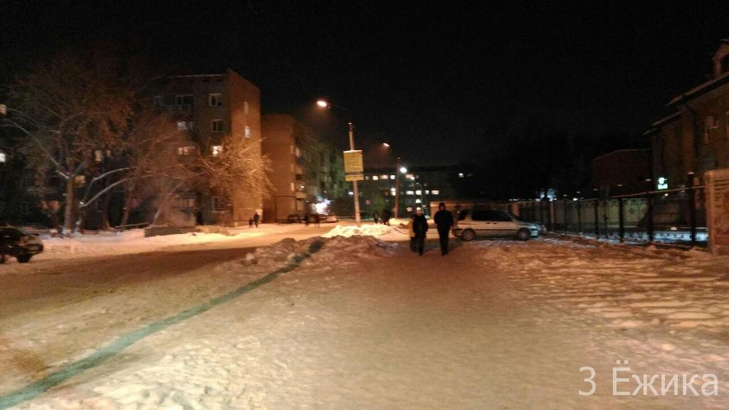 Зимний город - фотозима - декабрь (10)
