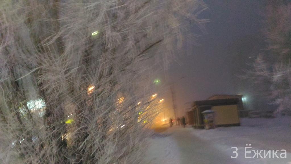 Зимний город - фотозима - декабрь (13)