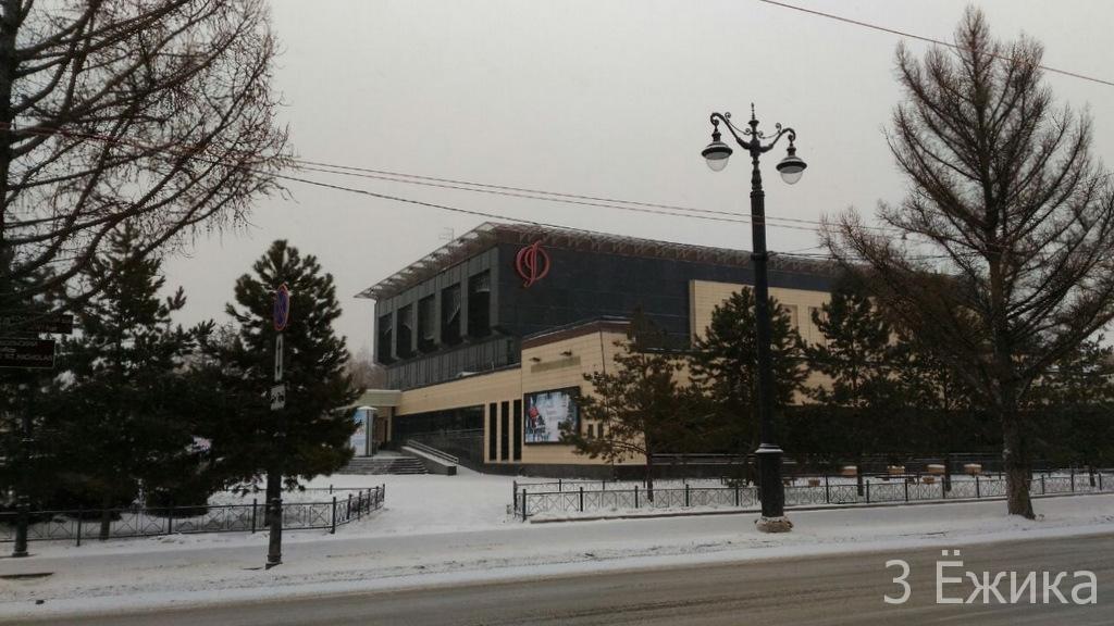 Зимний город - фотозима - декабрь (2)