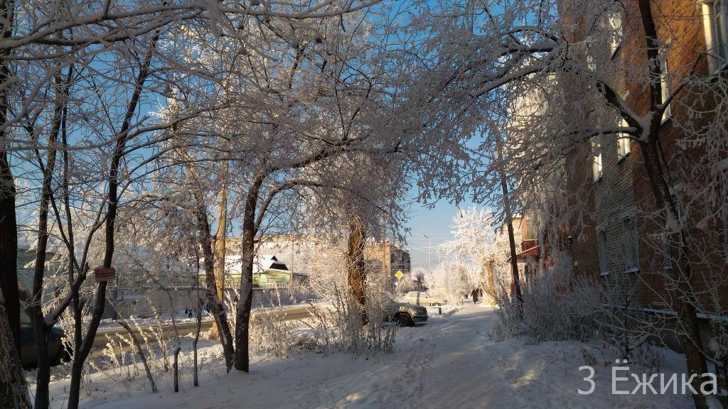 Зимний город - фотозима - декабрь (23)