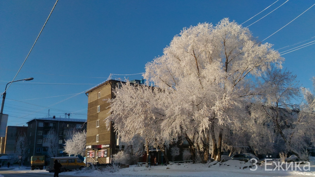 Зимний город - фотозима - декабрь (24)