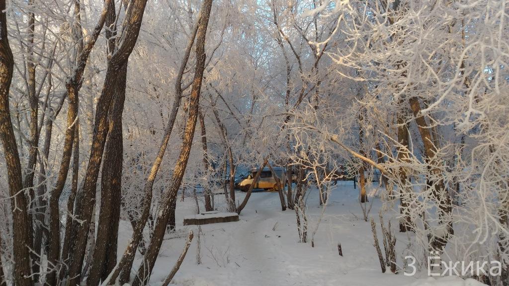 Зимний город - фотозима - декабрь (27)