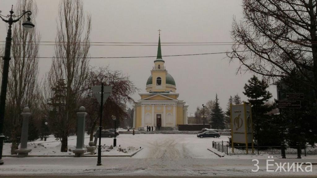 Зимний город - фотозима - декабрь (3)