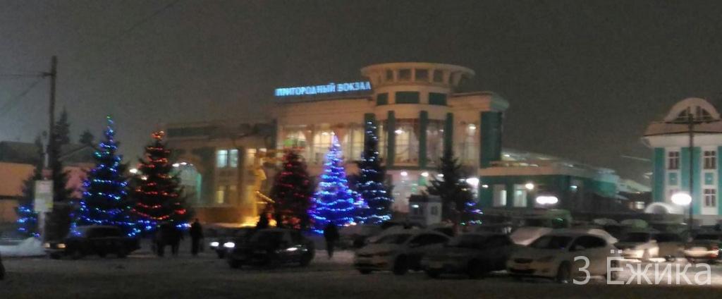 Зимний город - фотозима - декабрь (5)