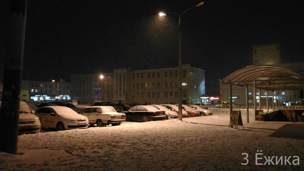 Зимний город - фотозима - декабрь (7)