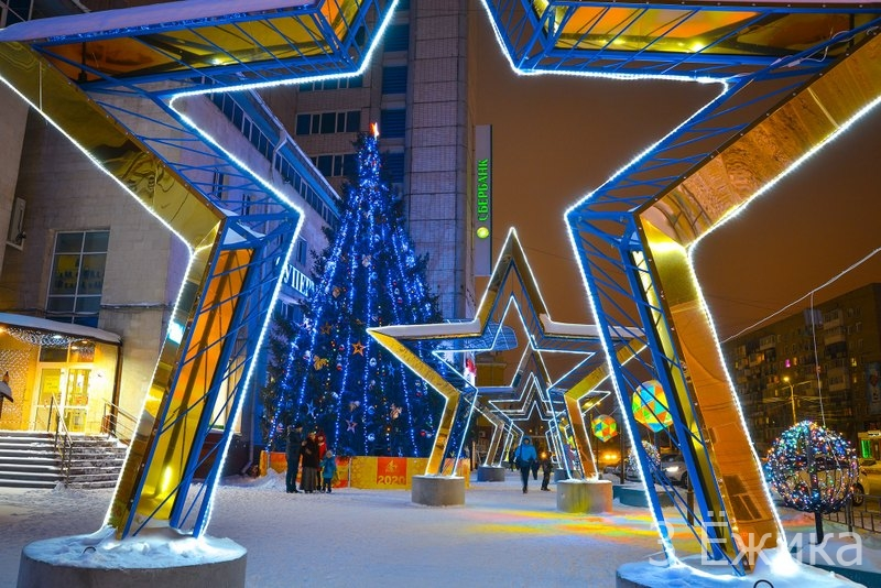 Омск 2020 новый год (5)