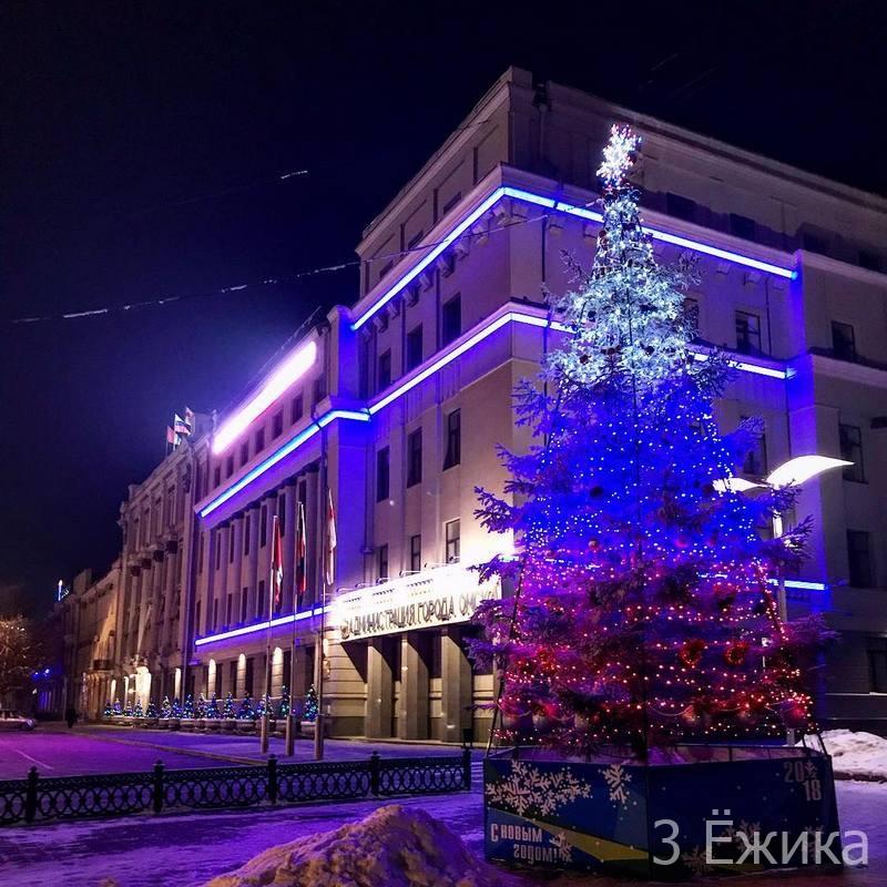 Омск 2020 новый год (8)