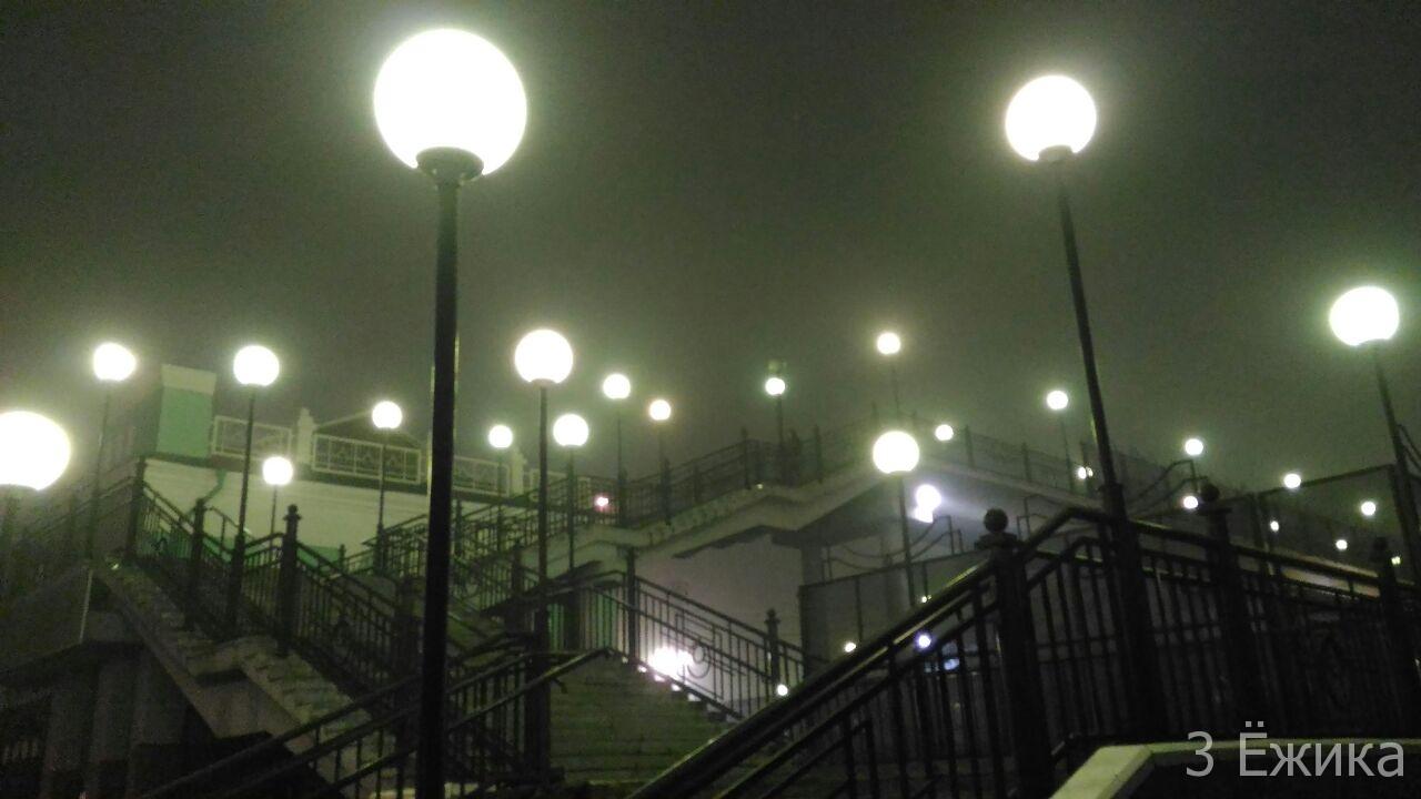 туман над городом (2)
