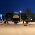 Зимний город — фотопрогулка