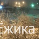 Город зимний — декабрь